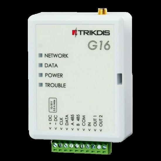 Trikdis G16 2G